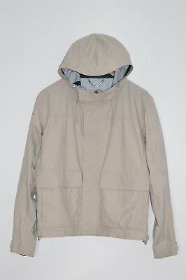 **AWESOME** BURBERRY Mens Lightweight Hooded Technical Jacket MEDIUM / LARGE 50