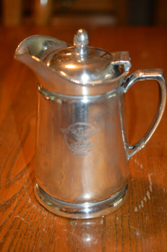 S.S. United States Lines Ocean Liner Cruise Ship Coffee Pot Cabin Service