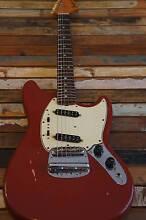 66' Fender Mustang - Vintage Petersham Marrickville Area Preview