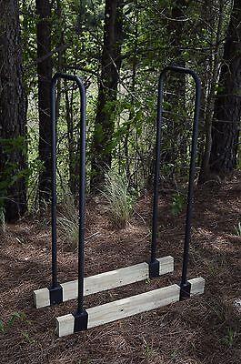 Length Log Rack (Variable Length Log Rack)