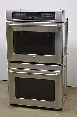 """GE CT959STSS Cafe Series 30"""" Double Electric Wall Oven"""