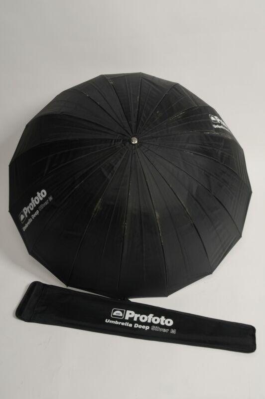 """Profoto 100987 41"""" Deep Medium Umbrella, Silver #159"""