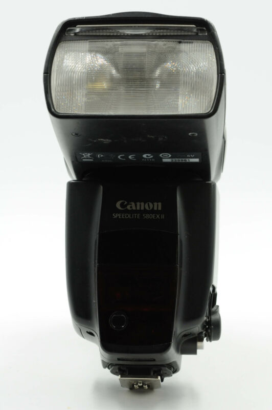Canon 580EX II Speedlite Shoe Mount Flash 580EXII                           #951