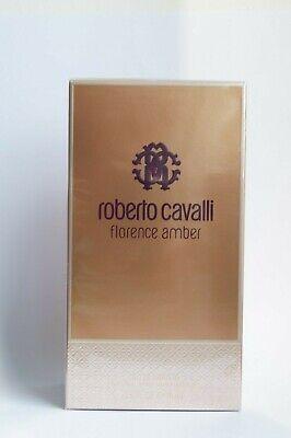 ROBERTO CAVALLI - FLORENCE AMBER - EAU DE PARFUM SPRAY 75ML OVP/NEU **#79-12-4 - Ambre Eau De Parfum