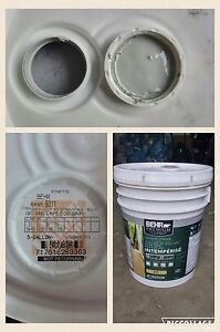 Over 50% off!!! Behr Premium Deck & Fence Solid Stain 18.9L Pail