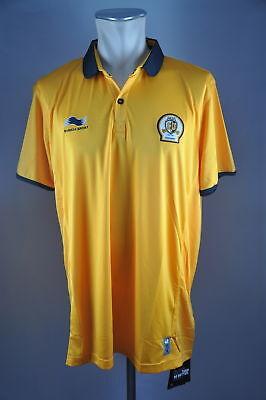 Cambridge United Trikot Gr. 3XL XXXL Burrda Sport Jersey 2012-13 100 Jahre Shirt image
