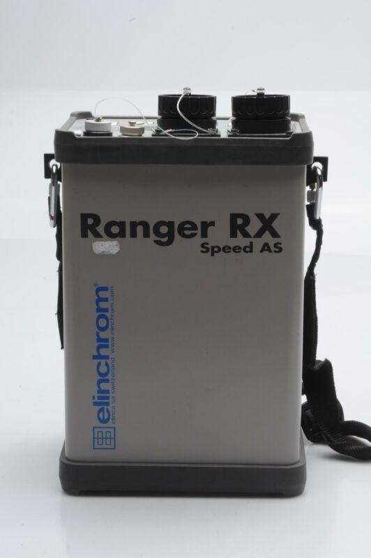Elinchrom Ranger RX Speed AS Asymmetrical 1100w/s Battery Powered Pack #894