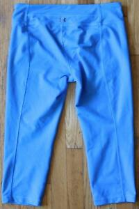 Under Armour Woman's 3/4 & Full Length Medium Gym Pants