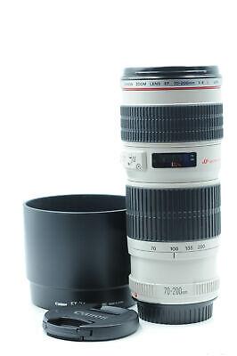 Canon EF 70-200mm f4 L USM Lens 70-200/4                                    #669
