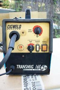 CIGWELD TransMig 165
