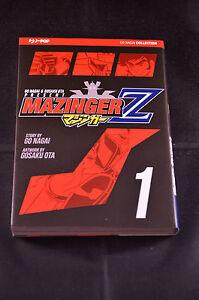 MAZINGER Z N° 1 - GO NAGAI COLLECTION J POP - OTTIMO - Italia - L'oggetto può essere restituito - Italia
