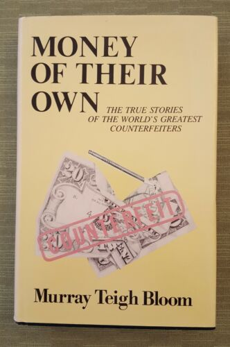 Money Of Their Own (book) The world