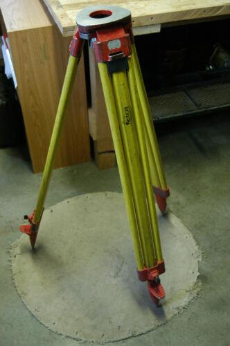 Leica survey tripod