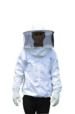 4XL BeeAttire Bee Jacket Cotton Beekeeper costume beekeeping Round Hood Jacket](Bee Keeper Costume)