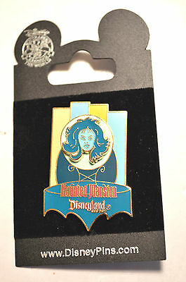 2007 Disneyland Haunted Mansion Pin 55905 - The Haunted Mansion - Madame Leota