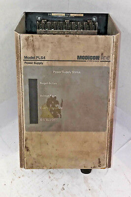 1 Used Modicon Pls4 Power Supply Make Offer