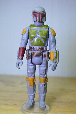 Vintage Star Wars Boba Fett 1979 KENNER HK Mandalorian Bounty Hunter ESB (W)