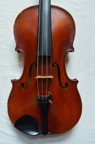 Sale for a limited time - French violin labeled Benoit Fleury,Laberte c1930!