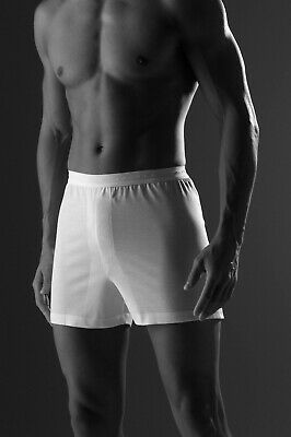 Open Fly Boxer (Zimmerli Royal Star 100% Cotton Pique Open Fly Boxer Brief )