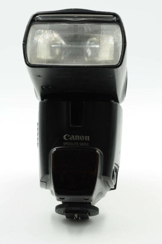 Canon 580EX Speedlite Flash                                                 #769