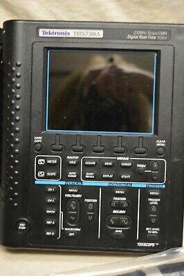 Tektronix Ths730a Tekscope Hand Handheld Oscilloscope