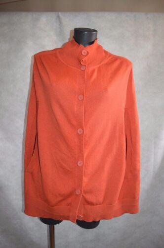 Vest Petit Bateau Size XL/42 16/18 Years Knit/Cardigan Very Good Condition