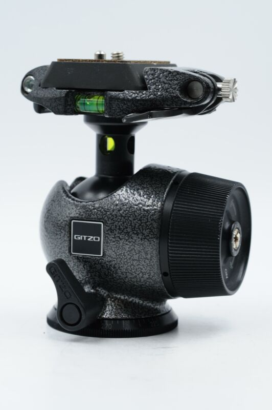 Gitzo GH2780QR Center Ballhead w/Quick Release #068
