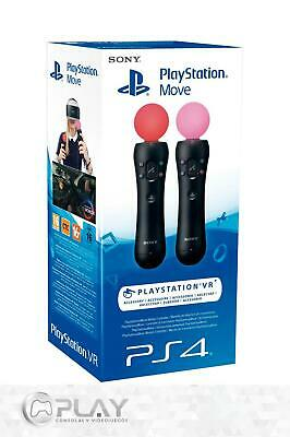 Playstation Move Twin PS4 Mandos Move 4.0 CECH-ZCM2