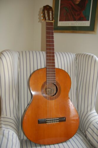 Vintage Yamaha Classical Acoustic Guitar  G-50A