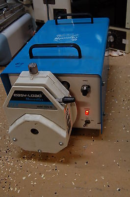 Cole Parmer Masterflex Peristaltic Pump Preparative Easy-load Head 7549-52