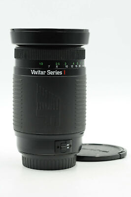 Vivitar AF 28-300mm f4-6.3 Series 1 MC Lens Canon EF                        #300