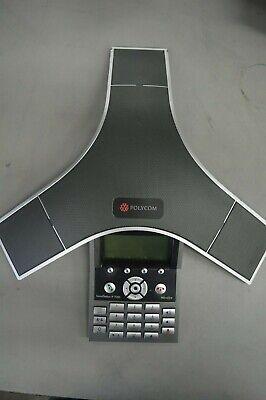 Polycom Soundstation Ip 7000 Poe Voip Conference Speakerphone Pn2201-40000-001