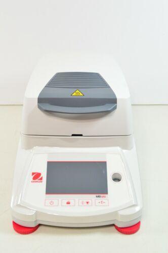 NEW Ohaus MB120 Moisture Analyzer Compact Portable Scientific
