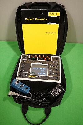 Fluke Medsim 300b Patient Simulator