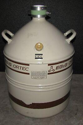 Ortec Liquid Nitrogen Tank Ln2 Dewar -al-30-  30 Liter B13
