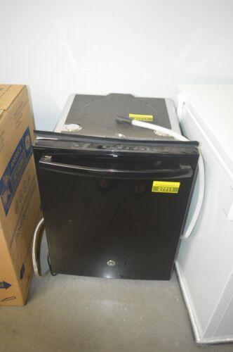 "GE 24"" Tall Tub Built-In Dishwasher Black GDT655SGJBB"