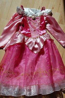 Disney Dornröschen Kostüme (~♥~ ZAUBERHAFTES DISNEY DORNRÖSCHEN SLEEPING BEAUTY KOSTÜM 110 116   ~♥~)