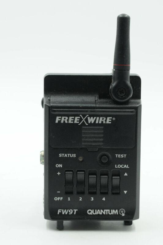 Quantum FW9T FreeXwire Digital Transmitter FW-9T                            #741