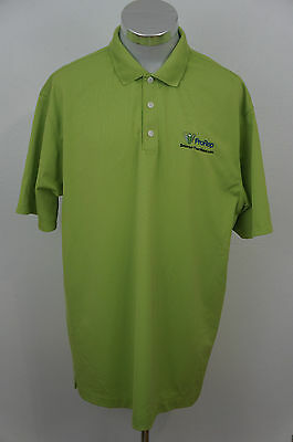 Nike Golf Dri Fit Green Polo Short Sleeve Shirt Prorep Smarterthanwater Com Xl