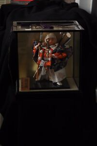 COLLECTIBLE RARE WARRIOR DOLL