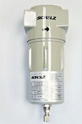 Schulz Air Dryer Pre-filter - 1 Micron 12 Inch - 007.0238-npt - Ads Dryer