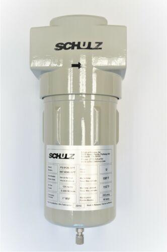 SCHULZ AIR DRYER PRE-FILTER - 1 MICRON   1 INCH - 007.0246-NPT - ADS DRYER