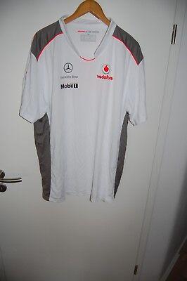 Formel 1 T-Shirt McLaren Mercedes Vodafone Hugo Boss