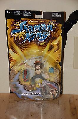 Shaman King Yoh Asakura Hiroyuki Takei Figure Shonen Jump Manga Anime Samurai