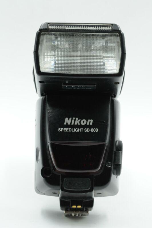 Nikon SB-800 Speedlight Flash SB800 #075