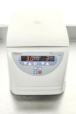 Thermo Sorvall Legend Micro 17 13300 Rpm Centrifuge 75002431