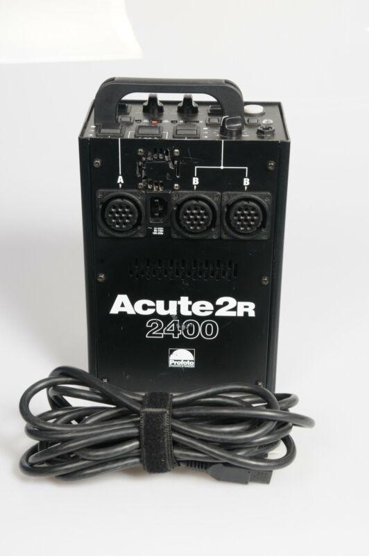 Profoto Acute 2R 2400 Power Pack #505