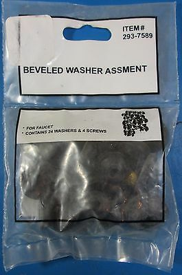 Orgill Beveled Washer Assment For Faucets  293 7589