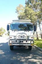 2014 Isuzu FTR 800 Tray Truck Belmont Belmont Area Preview