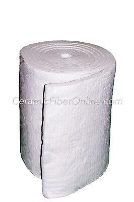 Taofibre Ceramic Fiber Blanket - 6lbscu.ft 2 X 24 X 150 25 Sq.ft Roll
